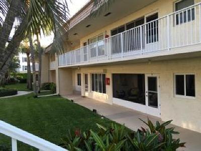 Boynton Beach Rental For Rent: 630 Snug Harbor Drive #C17