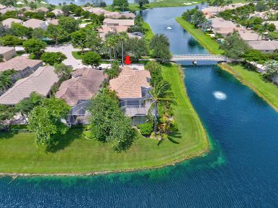 Palm Beach Gardens FL Single Family Home For Sale: $299,000