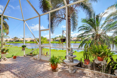 Boynton Beach FL Single Family Home For Sale: $285,000