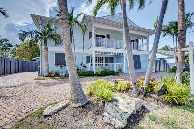 Boca Raton Single Family Home For Sale: 805 NW 2nd Avenue