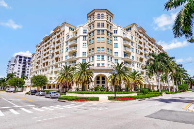 Boca Raton Condo For Sale: 99 SE Mizner Boulevard #537