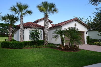 Royal Palm Beach Single Family Home For Sale: 2106 Belcara Court