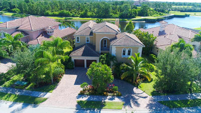 Port Saint Lucie Single Family Home For Sale: 142 SE Rio Angelica