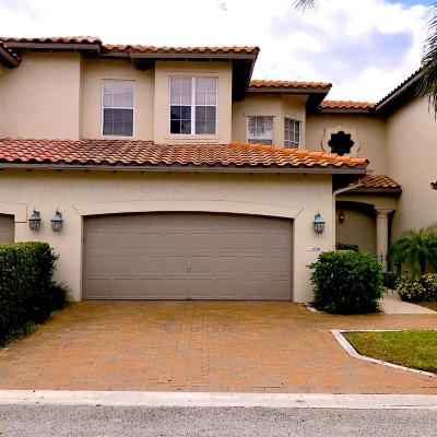 Boca Raton Townhouse For Sale: 2530 NW 52nd Street