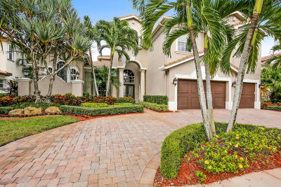 Delray Beach Single Family Home For Sale: 16211 Andalucia Lane
