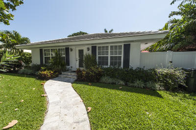 Broward County, Palm Beach County Rental For Rent: 131 Venetian Drive
