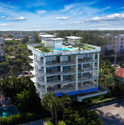 Deerfield Beach Condo Contingent: 120 S Ocean Drive #2 North