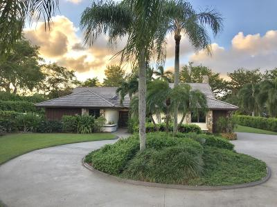 Boynton Beach Single Family Home For Sale: 10575 St Andrews Road