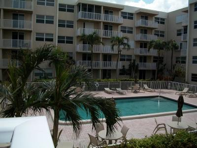 Broward County, Palm Beach County Rental For Rent: 2929 S Ocean Boulevard #215