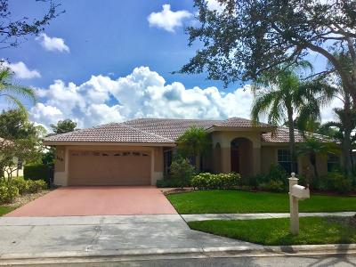 Royal Palm Beach Single Family Home For Sale: 115 Silver Bell Cres