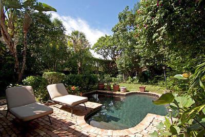 Palm Beach Single Family Home For Sale: 154 Atlantic Avenue