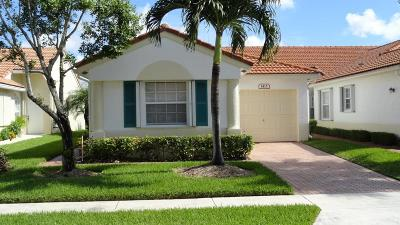 Delray Beach Single Family Home For Sale: 6115 Caladium Road