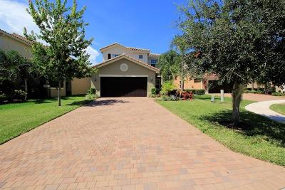 Single Family Home For Sale: 8103 Brigamar Isles Avenue