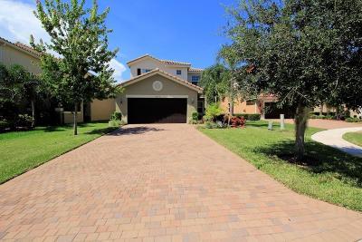 boynton beach Single Family Home For Sale: 8103 Brigamar Isles Avenue