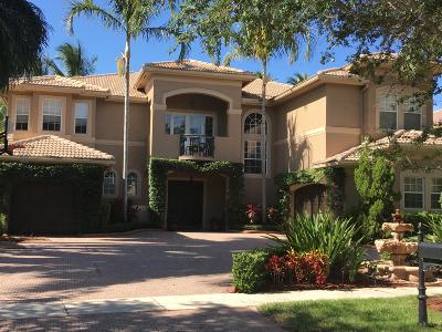 Delray Beach Single Family Home For Sale: 9561 New Waterford Cove