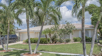 Boca Raton Single Family Home For Sale: 3510 NW 25th Terrace
