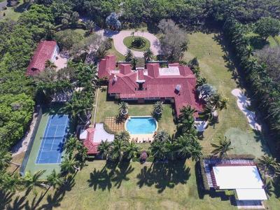 Boca Raton Single Family Home For Sale: 8563 Horseshoe Lane