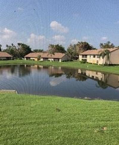 Boca Raton Condo For Sale: 8349 Boca Glades Boulevard E