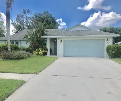 Royal Palm Beach Single Family Home For Sale: 112 Gibraltar Street