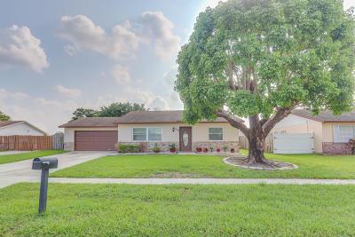 Royal Palm Beach Single Family Home For Sale: 1096 Rhapsody Way