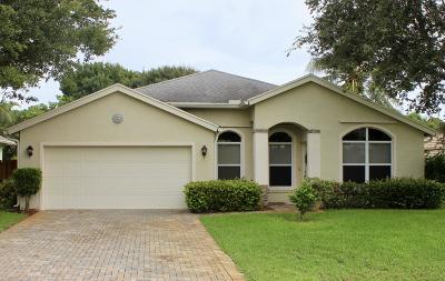 Tequesta Single Family Home For Sale: 10903 SE Pine Grove Street