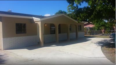 Boynton Beach Rental For Rent: 1635 Seacrest Boulevard