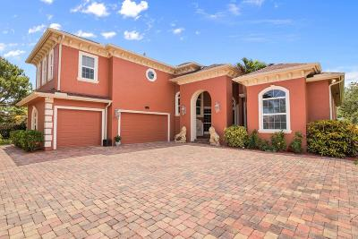 Hobe Sound Single Family Home For Sale: 9742 SE Highborne Way