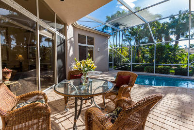 Palm Beach Gardens Single Family Home For Sale: 117 Sunset Bay Drive