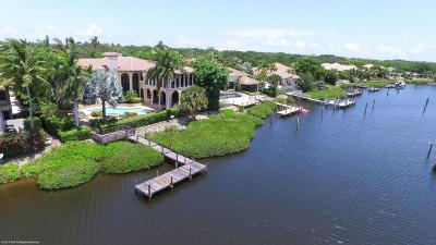 Jupiter Single Family Home For Sale: 129 Commodore Drive