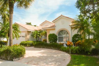Boca Raton Single Family Home For Sale: 7613 La Corniche Circle