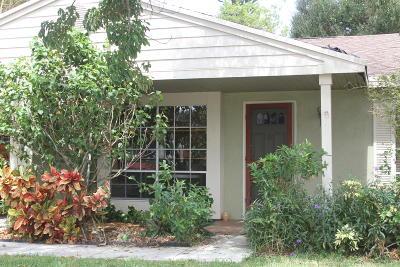 Boca Raton Single Family Home For Sale: 8399 Red Wagon Lane