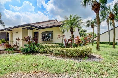 Boca Raton Single Family Home For Sale: 8384 Boca Glades Boulevard E