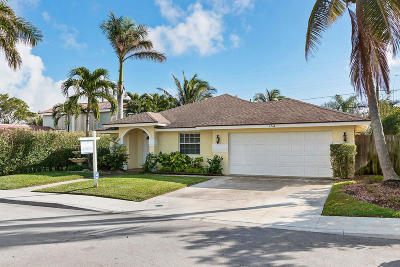 West Palm Beach Single Family Home For Sale: 134 Rutland Boulevard