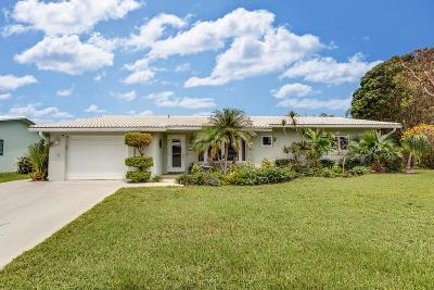 Boca Raton Single Family Home For Sale: 1271 SW 10th Street