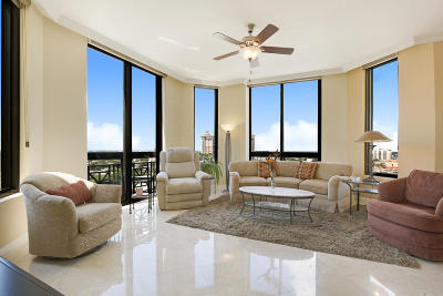 Two City Plaza Condo For Sale: 701 S Olive Avenue #1101