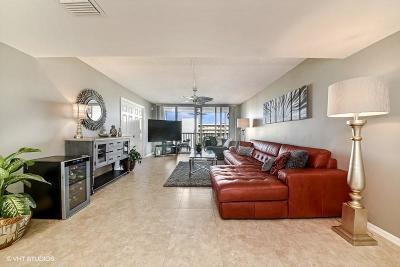 Delray Beach Condo For Sale: 1 Harbourside Drive #1602