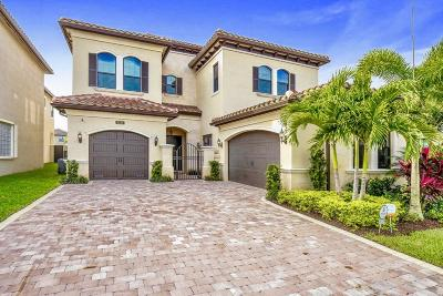 Delray Beach Single Family Home For Sale: 8216 Lost Creek Lane
