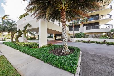 North Palm Beach Condo For Sale: 115 Lakeshore Drive #1146