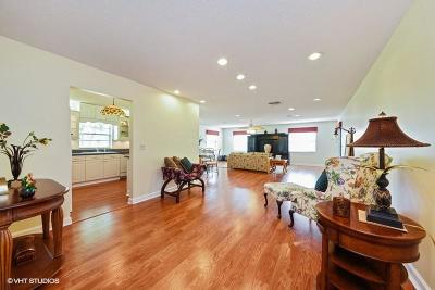 Delray Beach Single Family Home For Sale: 6712 Overland Drive