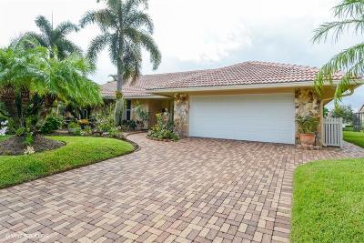 Boca Raton Single Family Home For Sale: 5702 Wind Drift Lane