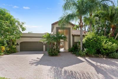 Boynton Beach Single Family Home For Sale: 11566 Privado Way