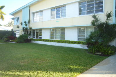 Broward County, Palm Beach County Rental For Rent: 990 Casuarina Road #2