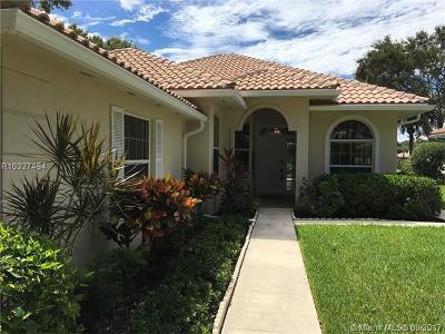 Broward County, Palm Beach County Single Family Home For Sale: 144 E Tall Oaks Circle