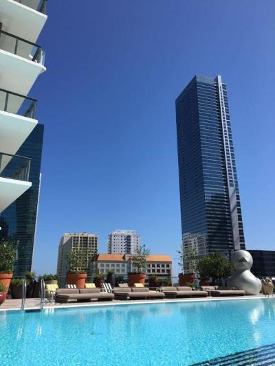 Miami Condo For Sale: 1300 S Miami Avenue #4007