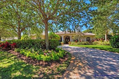 Stuart Single Family Home For Sale: 5964 SE Glen Eagle Way