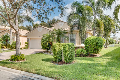 Boynton Beach Single Family Home For Sale: 12252 Landrum Way