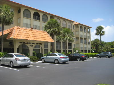Broward County, Palm Beach County Rental For Rent: 951 De Soto Road #127