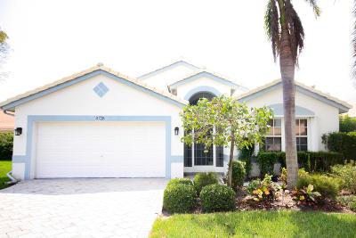 Boca Raton Single Family Home For Sale: 8728 Chunnel Terrace