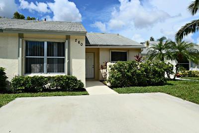 Jupiter FL Single Family Home For Sale: $199,900