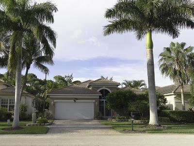 Stuart Single Family Home Contingent: 6591 SE Twin Oaks Circle